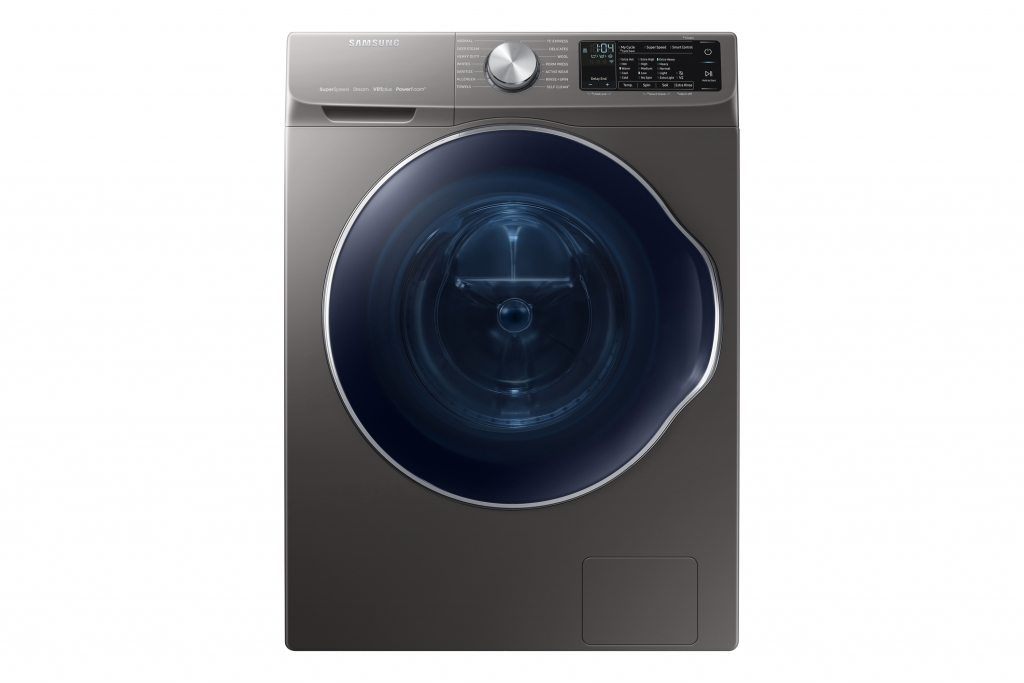 Samsung Expands Laundry Line Up with New Premium Compact Washer