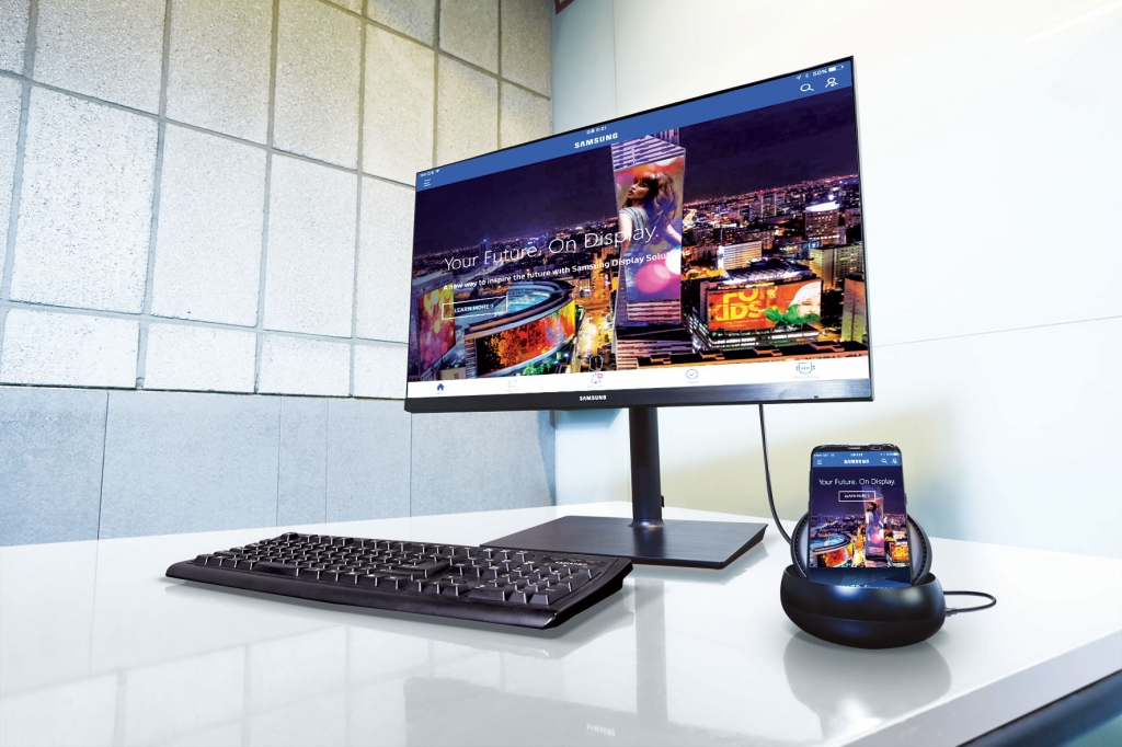 Samsung Electronics Debuts Three New Professional Monitors for the Modern Workplace at IFA 2017