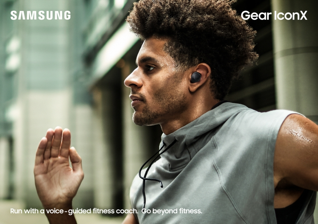 Samsung's New, Enhanced Wearables – Gear Sport, Gear Fit2 Pro, Gear IconX – Combine the Best in Smart Living, Fitness and Health