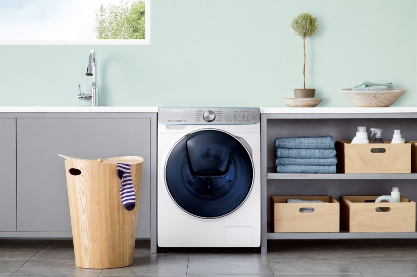 Samsung Cuts Laundry Time in Half with Groundbreaking QuickDrive™ Technology