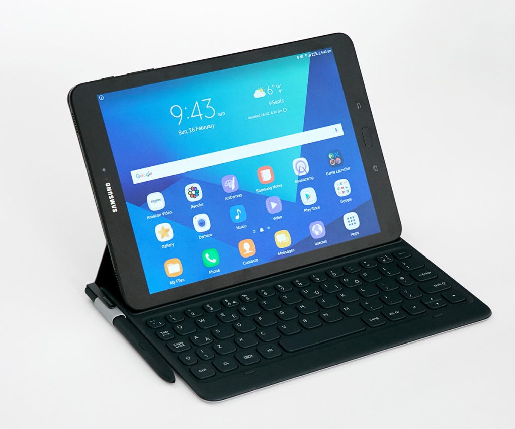 [Hands-On] The Galaxy Tab S3 – A Gateway to Immersive and Powerful Entertainment