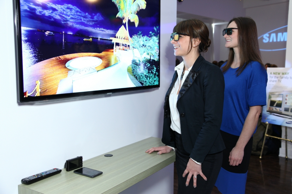 Samsung, Distant Leader in North American TV Market in Q1