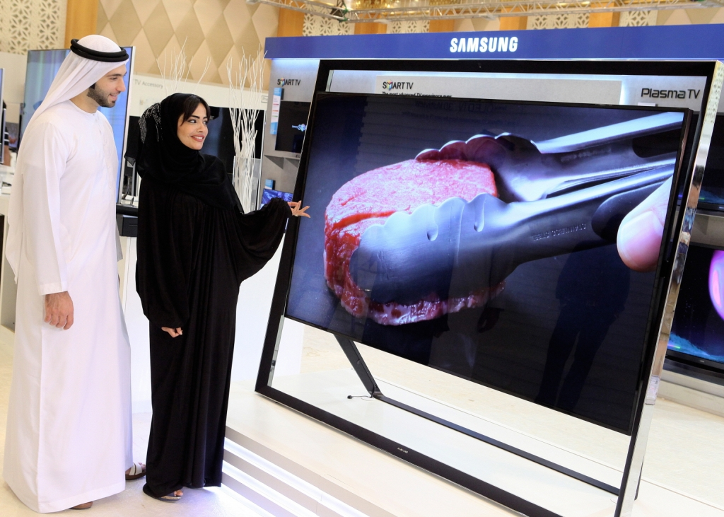 The Evolution of Samsung Smart TV with Arabic Speech Recognition Feature