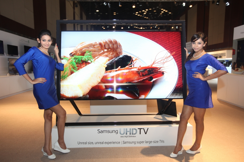Samsung to Step up its Efforts to Enter Southwest Asia with Smart TV and Home Appliances