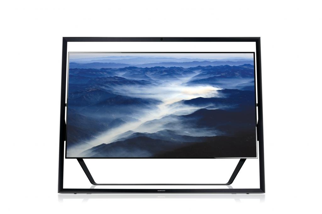 Samsung UHD TV 85S9 Certified in Europe