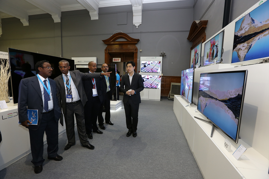 Samsung to Take on Africa with Premium and Special Home Appliances