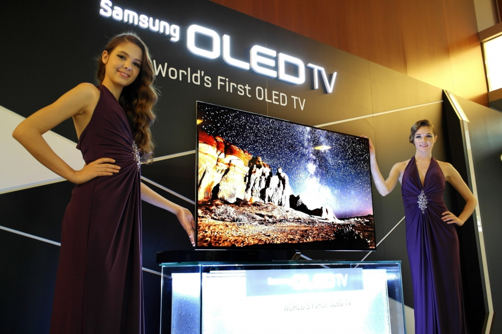 Underwriters Laboratories Certifies Samsung OLED TV for its Picture Quality