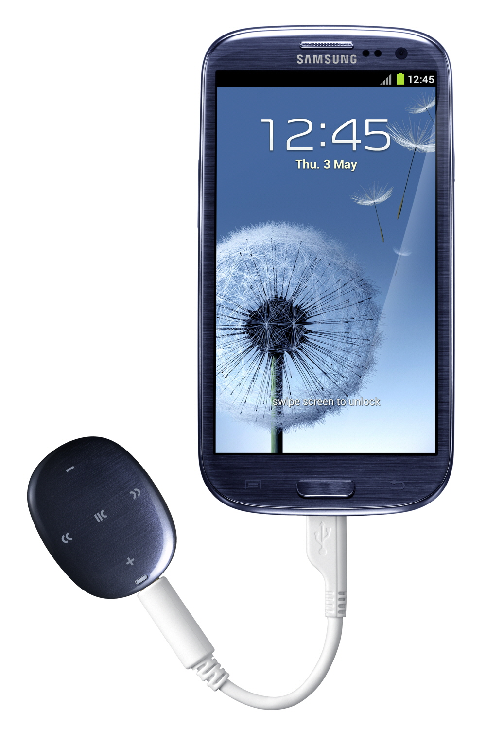 SAMSUNG RELEASES MINI MP3 PLAYER WI(YP-W1)