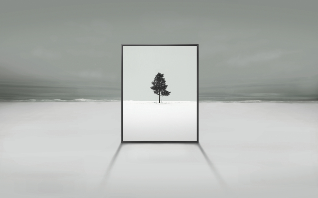 Samsung's New TV Design Teaser for CES 2013