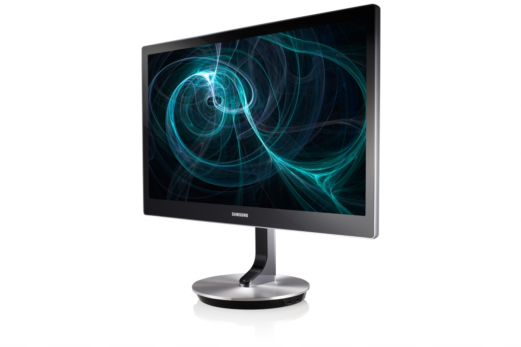 Samsung Unveils Premium Touch-Screen Monitor for Professionals and Consumers Alike
