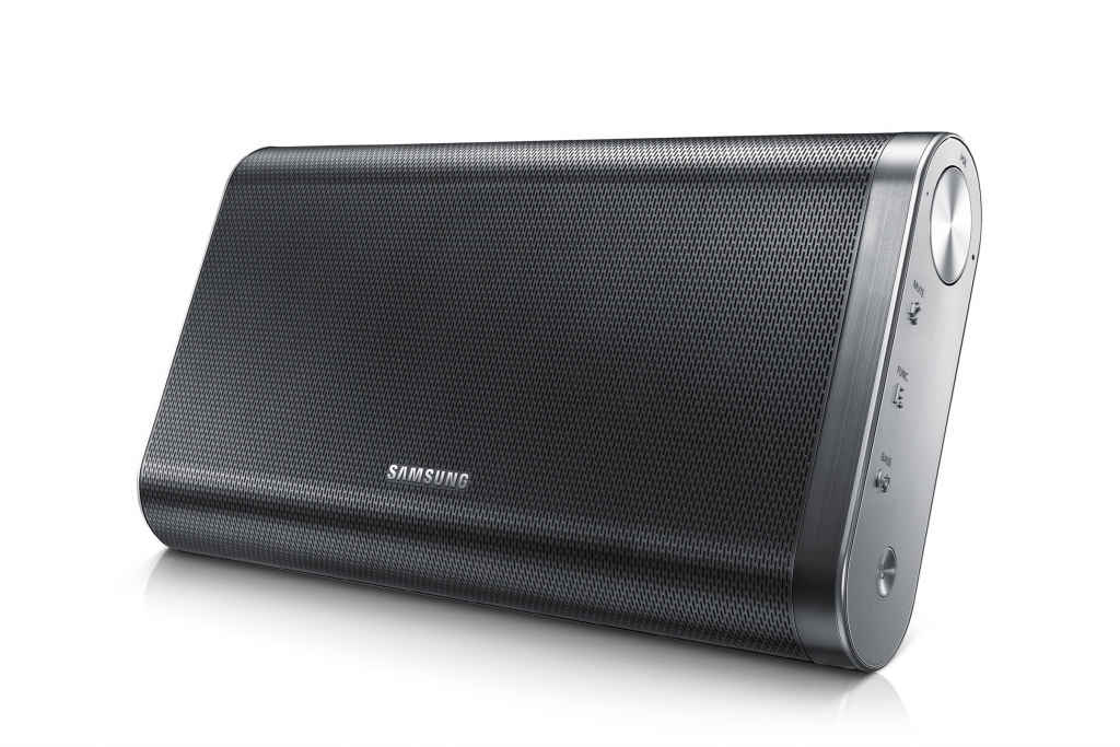 Samsung's New Digital Audio Line-up Brings Easy Wireless Connections and Rich, Pure Sound to Any Listening Environment