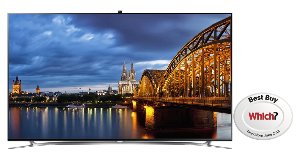 Samsung Smart TV to Captivate British Customers