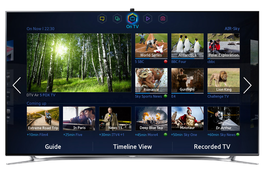 Samsung TV Chosen as the Best Pick by European Consumer Magazines