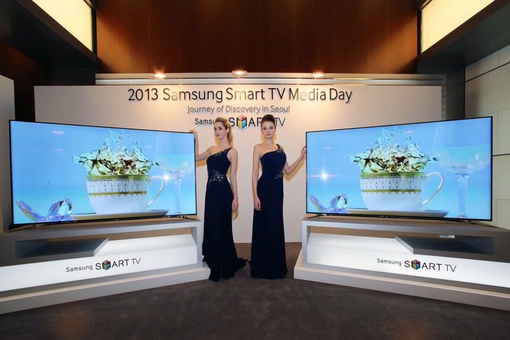 Samsung Spearheading Global TV Market for 31 Consecutive Quarters