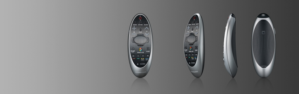 At CES 2014, Samsung Unveils 'Smart Control', its Enhanced Remote Control for Smart TV