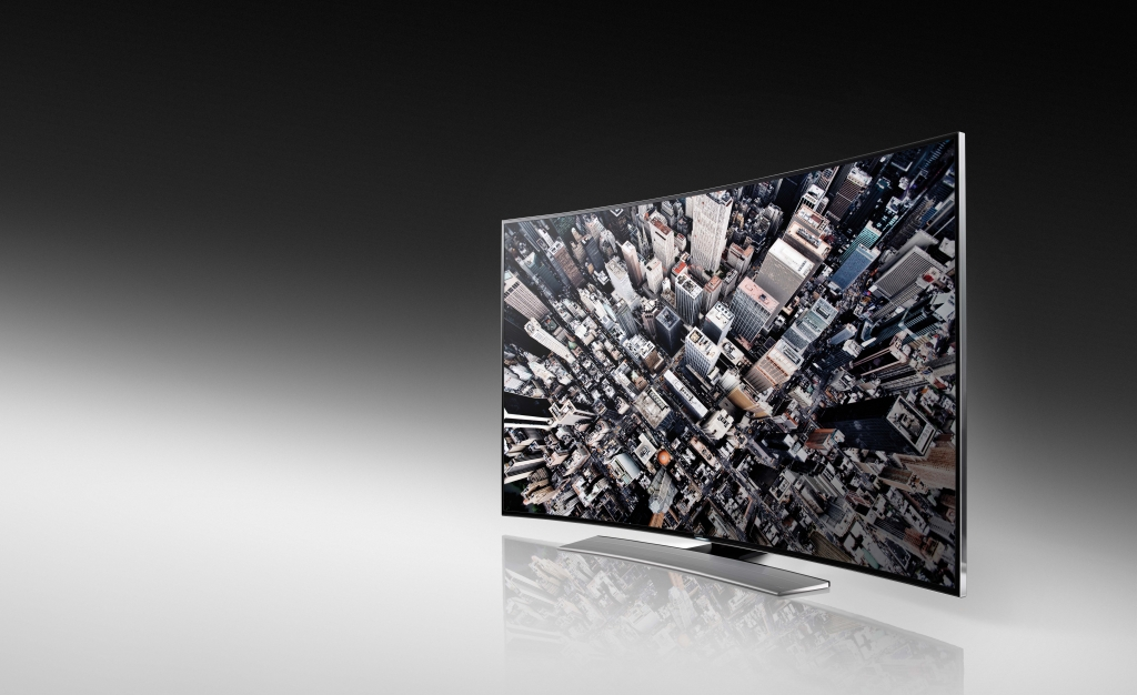 Samsung Unveils First Curved Ultra High Definition (UHD) TVs, Expands TV Leadership with New Curved and UHD TV Roster