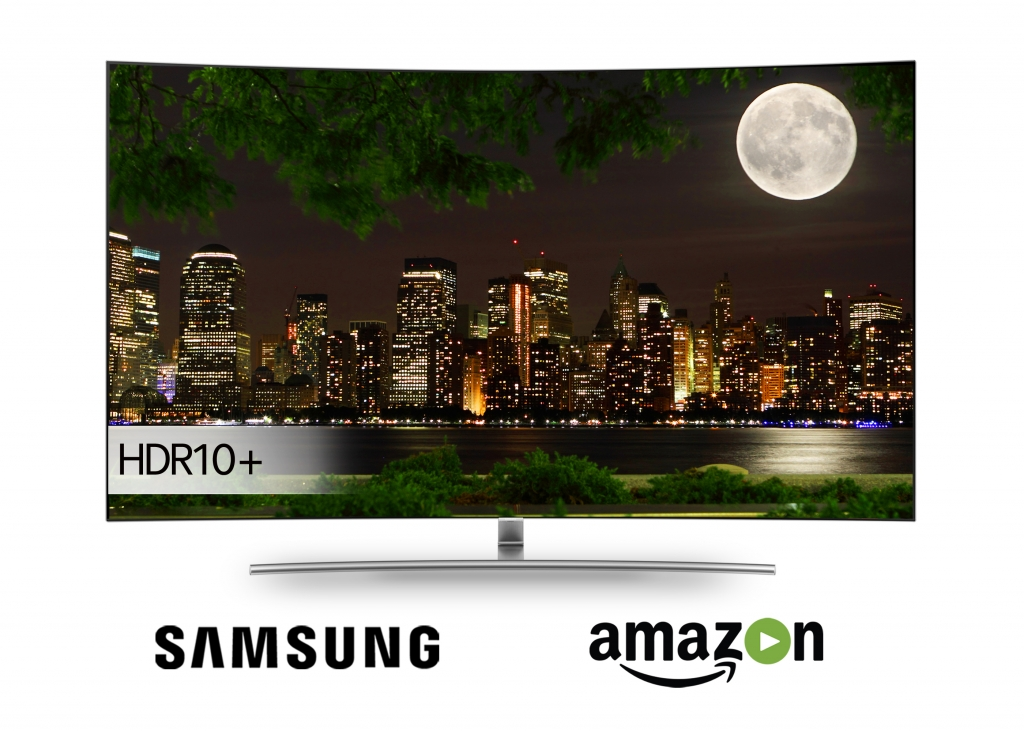 Samsung and Amazon Prime Video First to Launch HDR10+ Content