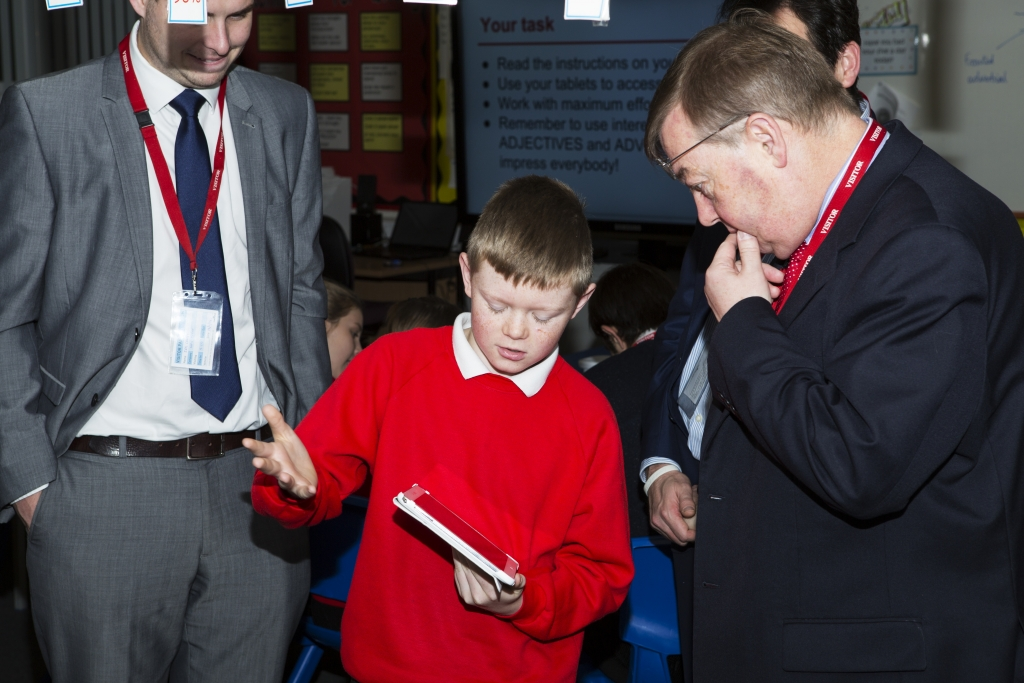 Samsung Reveals Impact of 3 Year Digital Classrooms Programme on Thousands of Pupils' Development