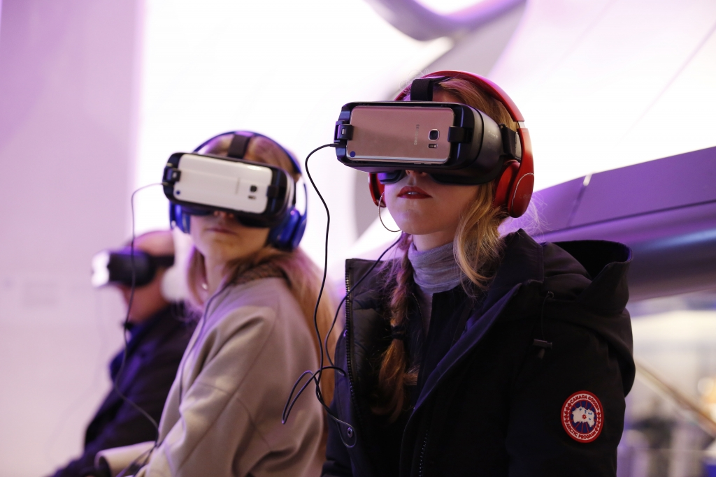 Join Tim Peake in a Thrilling, High-speed Spaceflight with New Virtual Reality Experience