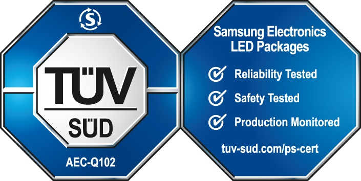 Samsung Electronics Partners with TÜV SÜD to Introduce Collaborative Testing Program for its Automotive LED Components