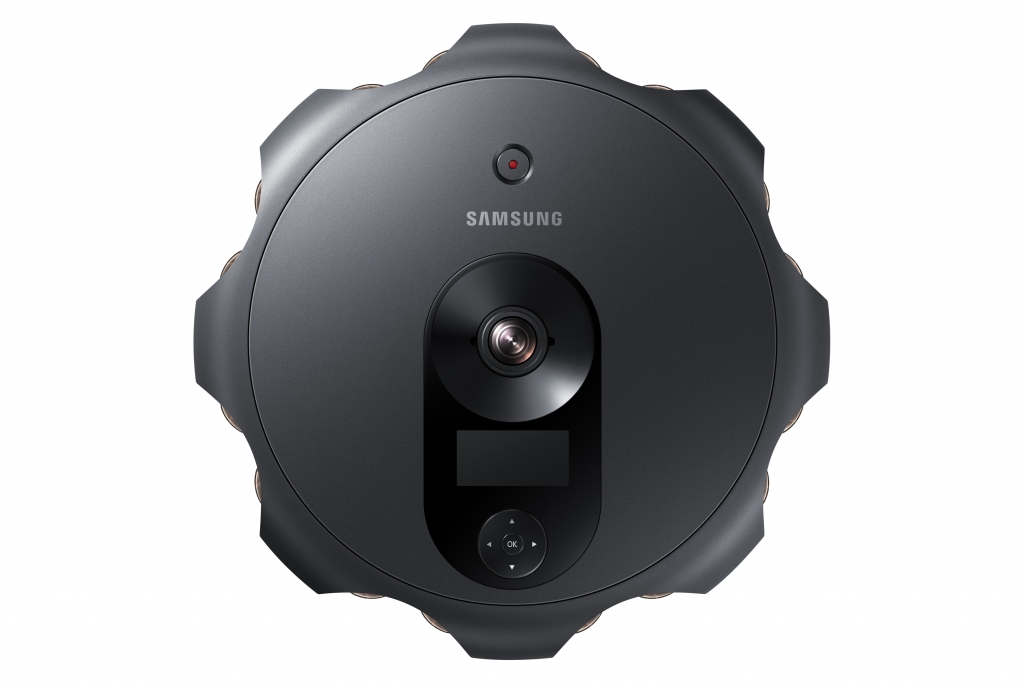 Experience Samsung 360 Round, a High-Quality Camera for Creating and Livestreaming 3D Content for Virtual Reality (VR)