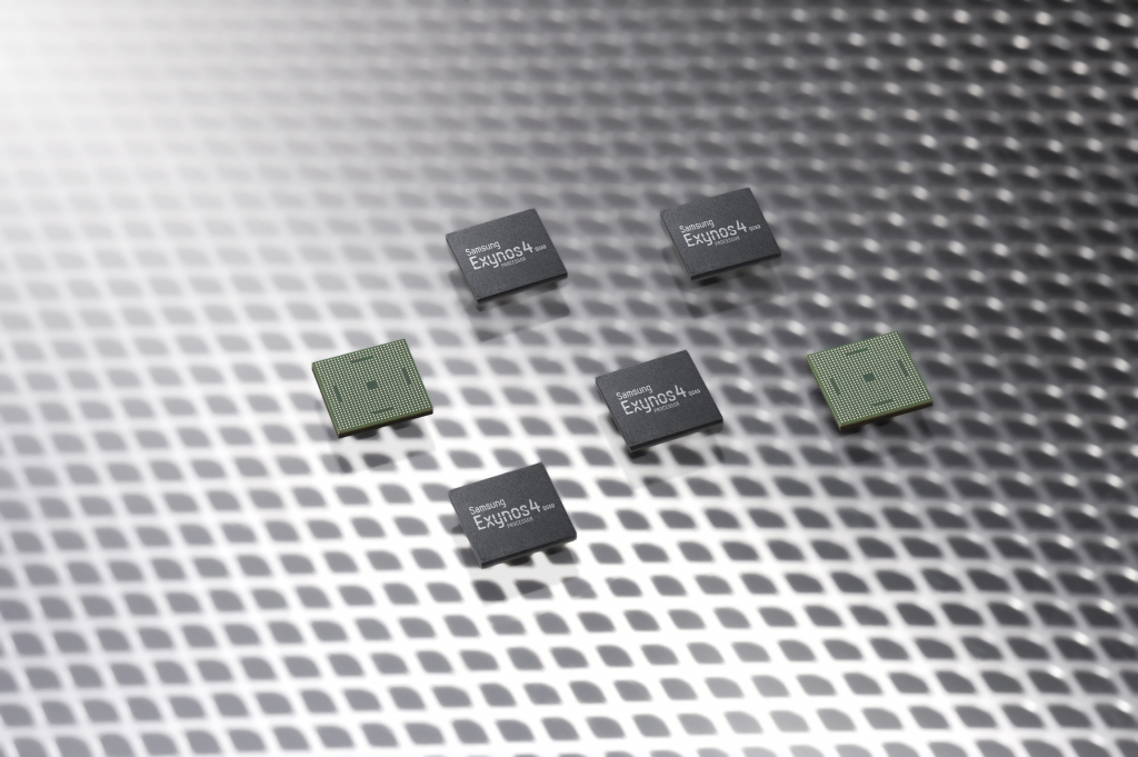 Samsung's New Quad-core Application Processor Drives Advanced Feature Sets in Smartphones and Tablets