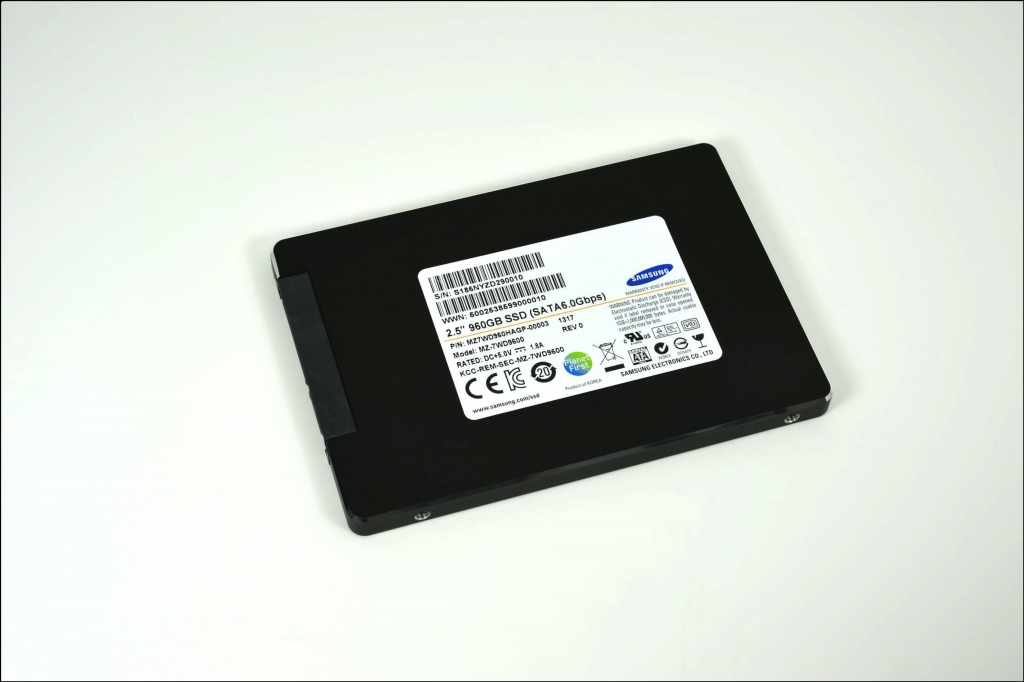 Samsung Now Producing High-Performance SSD for Enterprise Servers and Data Centers