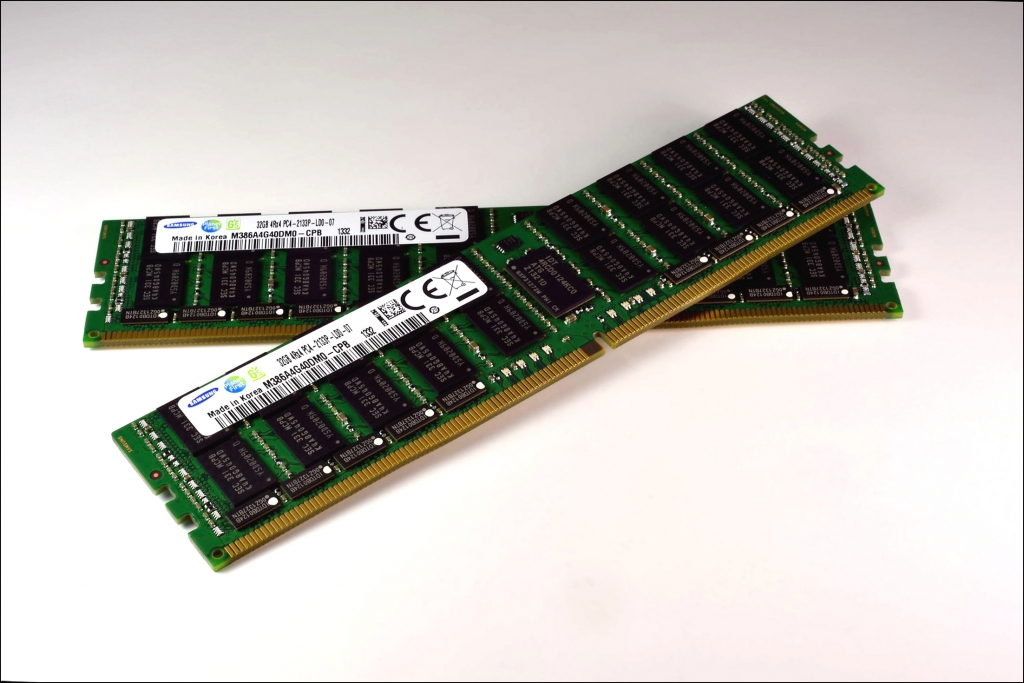 Samsung Now Mass Producing Industry's Most Advanced DDR4, Using 20 Nanometer-class Process Technology