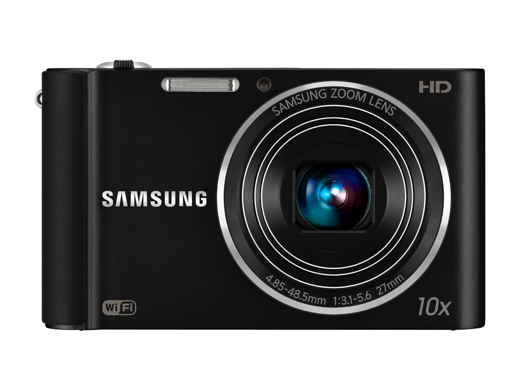 [CES 2012] Samsung Announces Ultra-Connected SMART Camera Line-Up