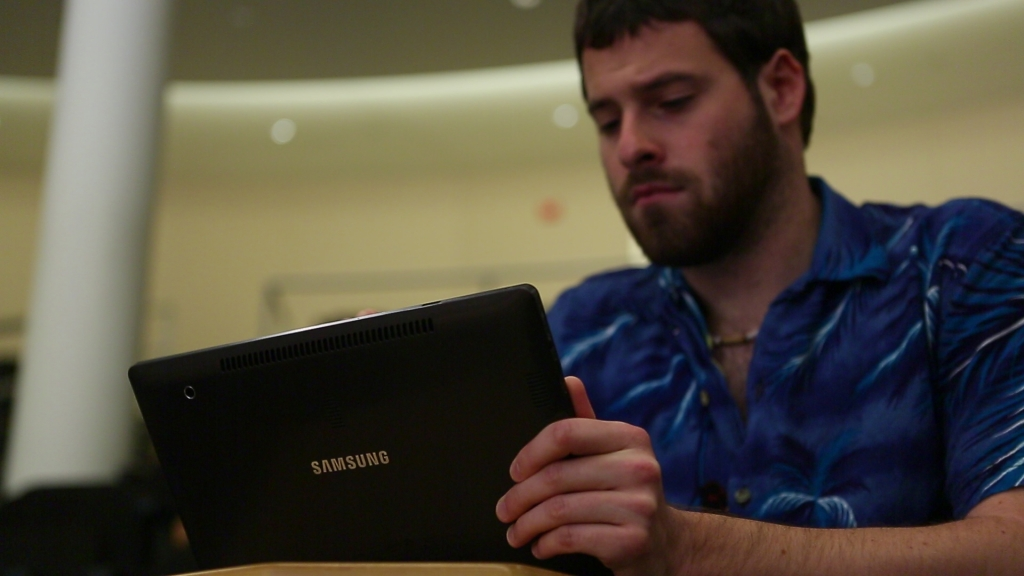 Samsung Slate PC Series 7 Supplied to College Students for Educational Purpose in US