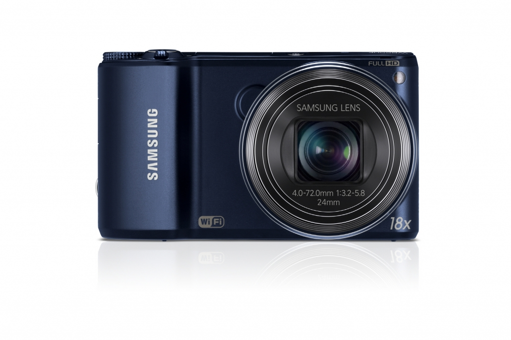 Samsung Unveils New SMART CAMERAs for Shooting and Sharing Every Precious Moment