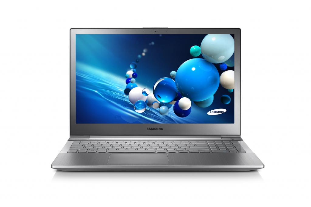 Samsung Unveils Enhanced Series 7 Chronos and New Ultrabooks at CES 2013
