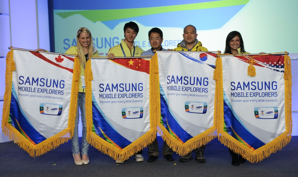 Samsung kicks-off Mobile Explorers Program in Vancouver with 57 lucky winners
