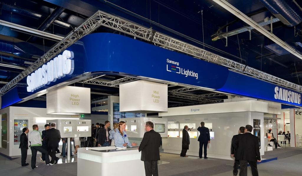 "Samsung Turns the ""Light On"" towards Global LED Market"