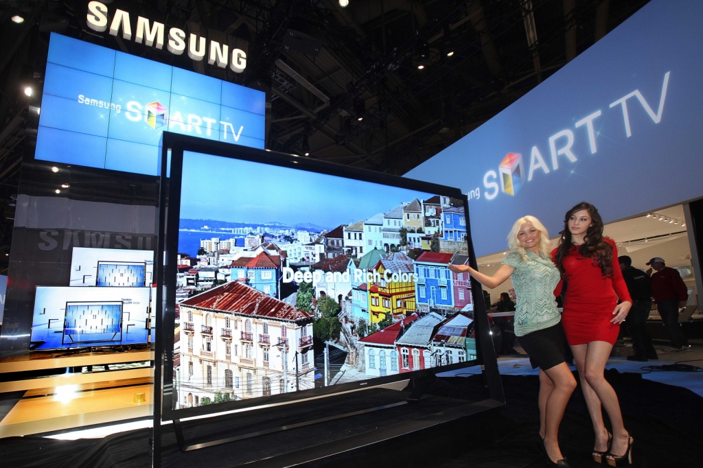 Samsung Opens New Chapter for Innovation with Latest Smart Devices at CES 2013