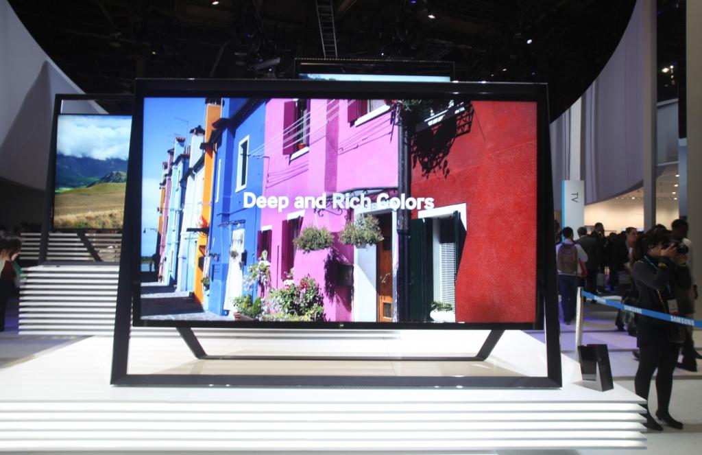 Samsung TVs at CES 2013 Swept Major TV Awards