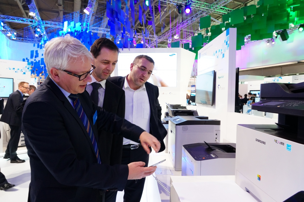 Samsung to Join CeBIT 2013 to Beef up its European Presence