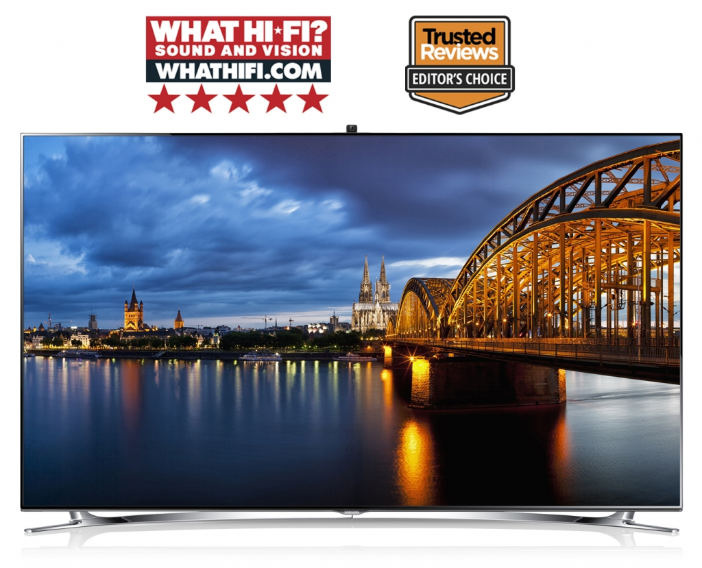 Samsung Smart TV Gets Perfect Scores from What HiFi and Trusted Review