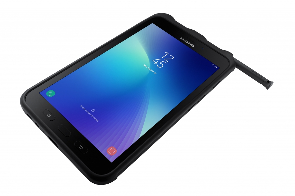 Samsung Advances Mobility for the Global Workforce with the Enhanced Galaxy Tab Active2, a Ruggedized Tablet Optimized for Business