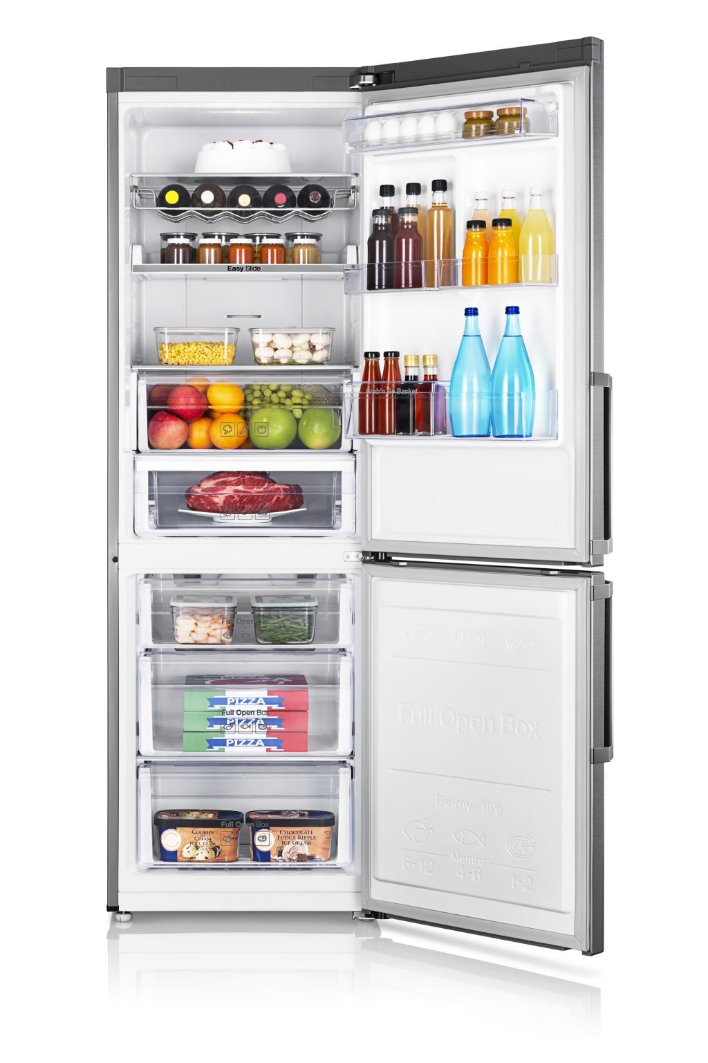 Samsung Refrigerators Won Five Crowns from European Consumer Magazines