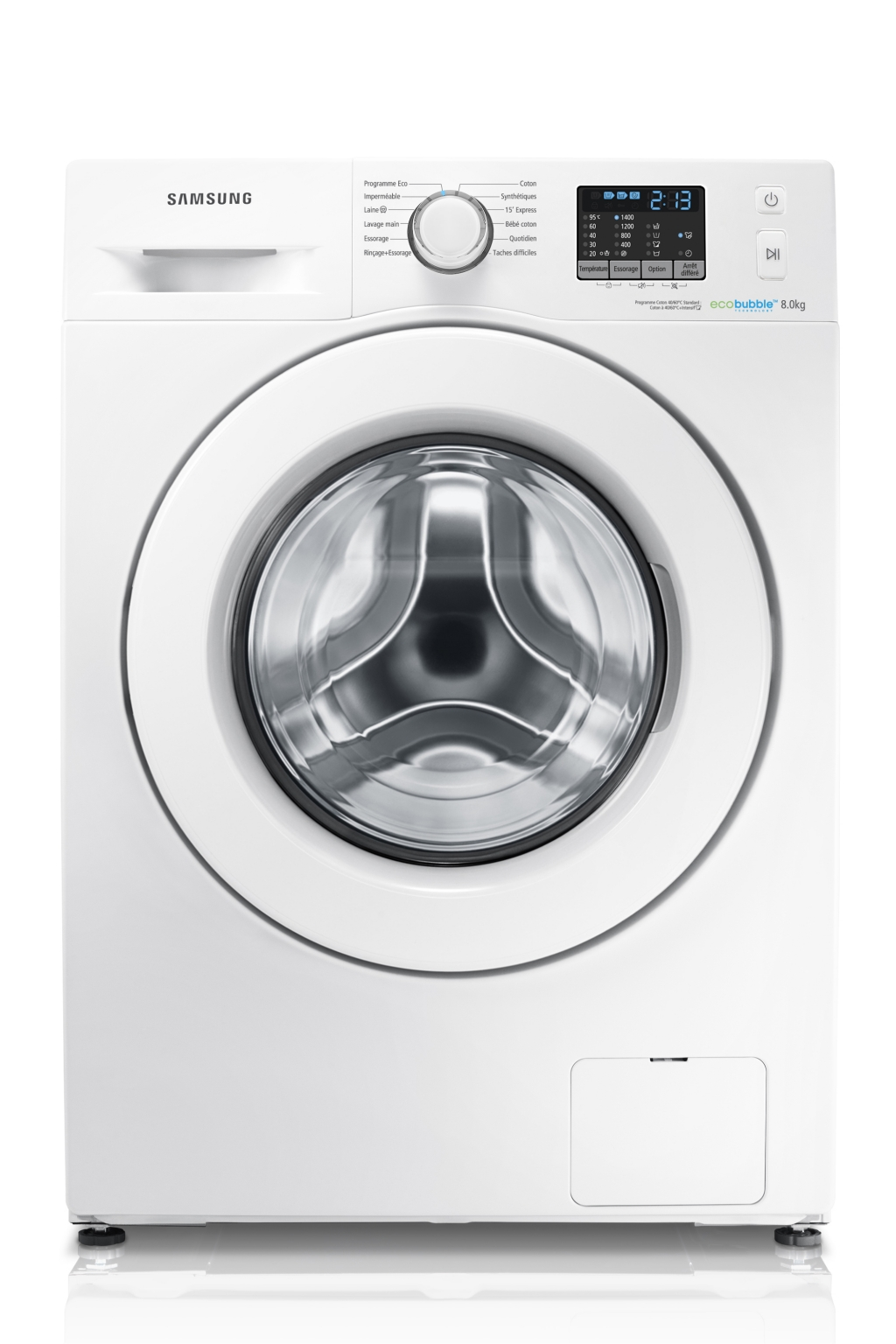 Samsung Bubble Drum Washer Receives Rave Review from Europe