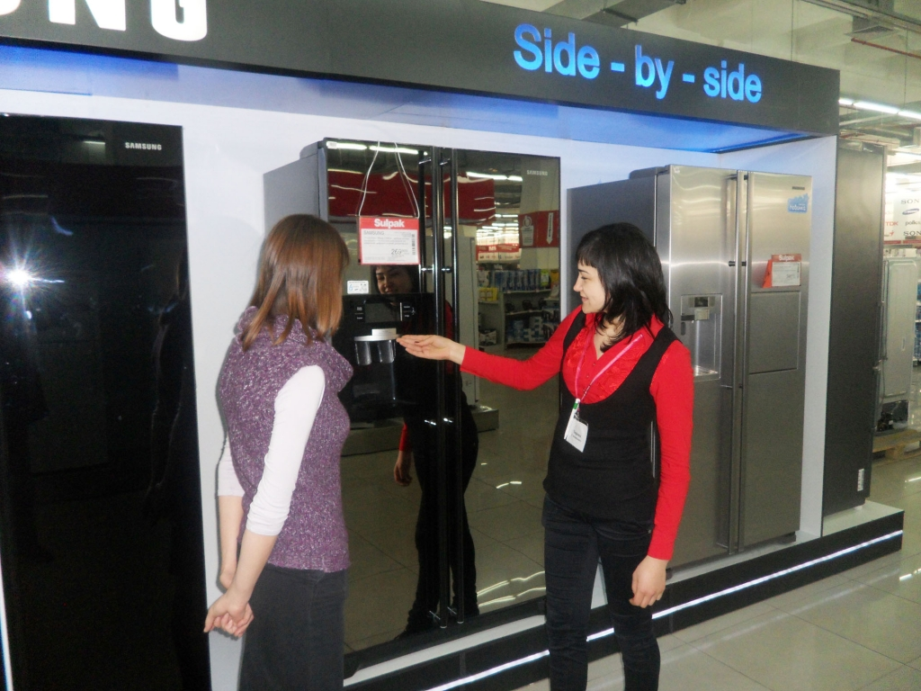 Samsung Takes Top Share in CIS Refrigerator Market for a 3rd Consecutive Year.