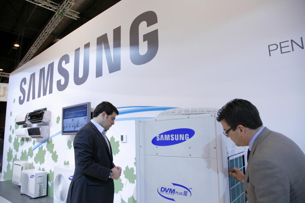 Samsung targets the European air conditioner market