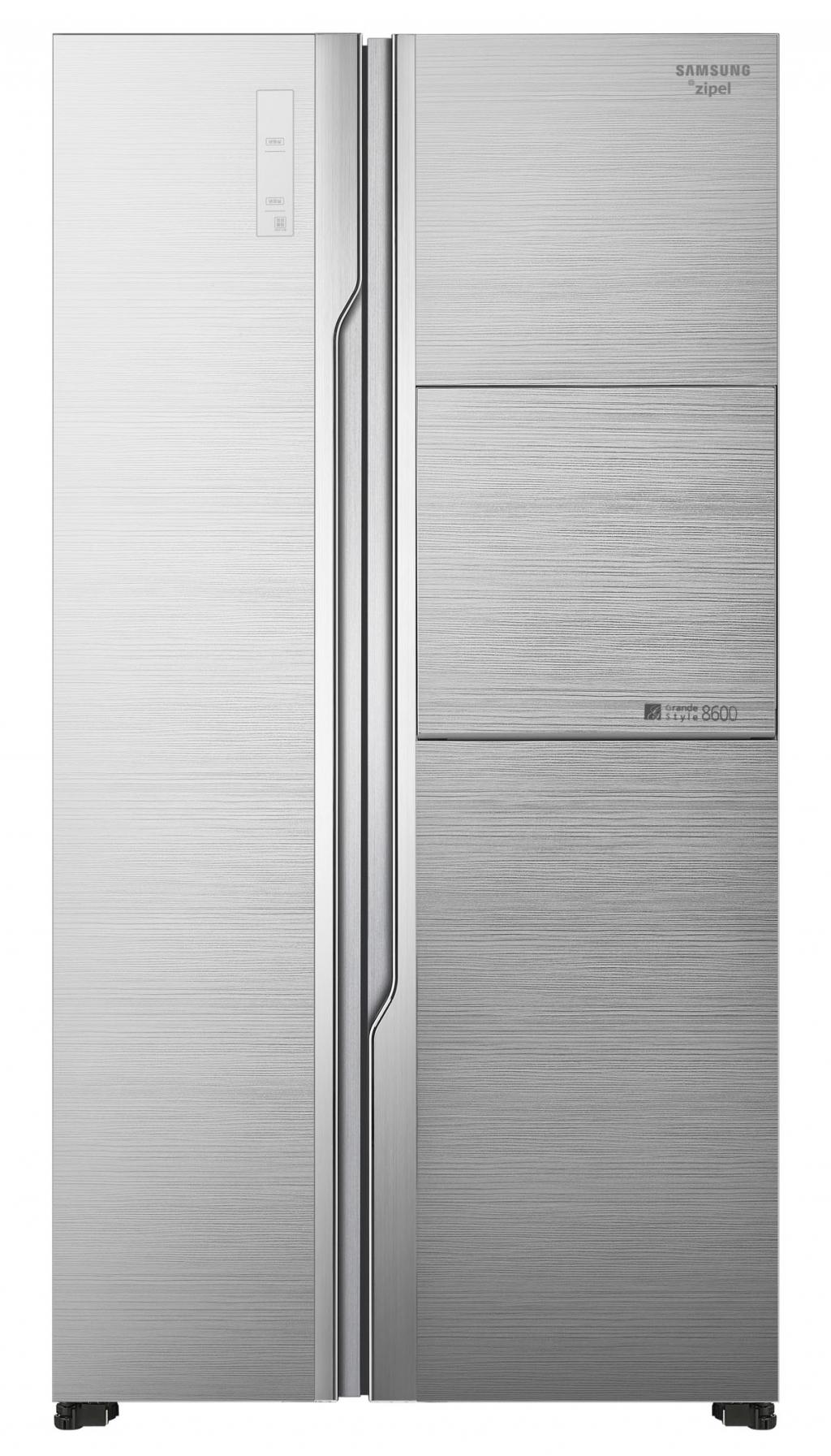 Samsung Releases Two Door Refrigerator Zipel Grande Style 8600