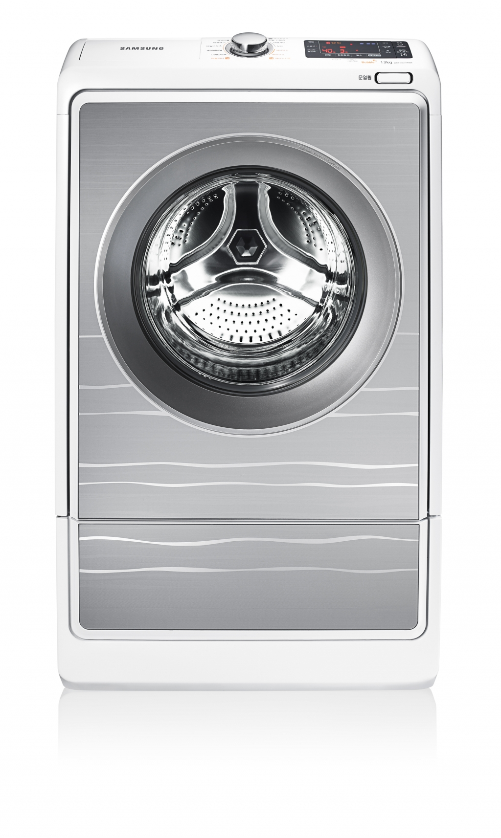 Samsung Introduces New Metallic Bubble 2 Drum Washing Machine