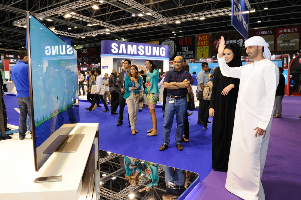 Samsung Joins GITEX Shopper Exposition in Dubai