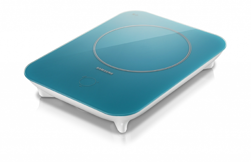Samsung to Release Portable Induction Cooking Hob O'Table