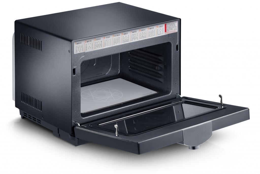 Samsung Electronics Unveils Smart Oven