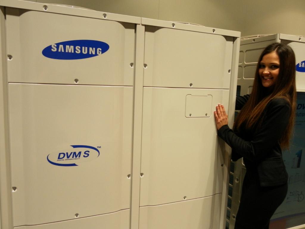 Samsung to Join Trade Fair Climatizacion 2013