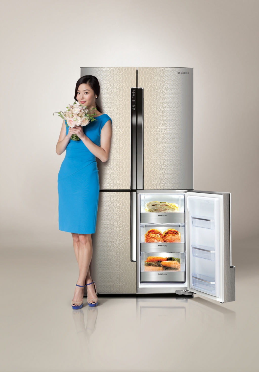 Samsung to Release Zipel T9000 Kimchi Plus for the Newlyweds